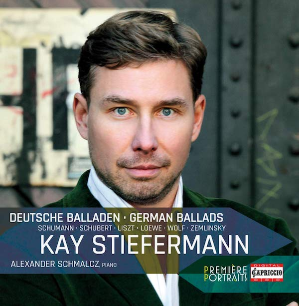 CD Cover Balladen front