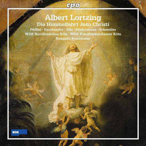 CD Cover Lortzing front