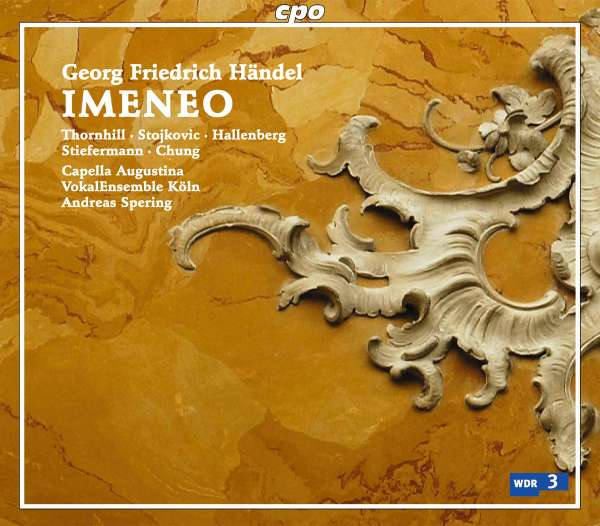 CD Cover Imeneo front