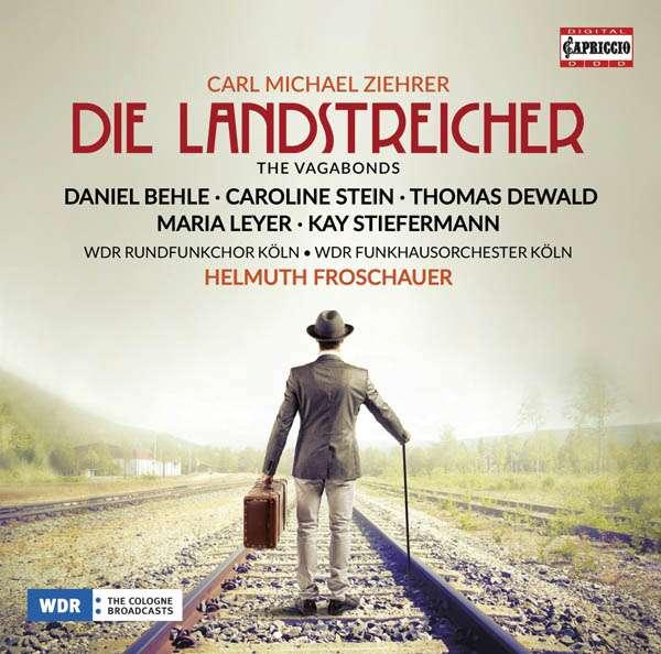CD Landstreicher Cover front