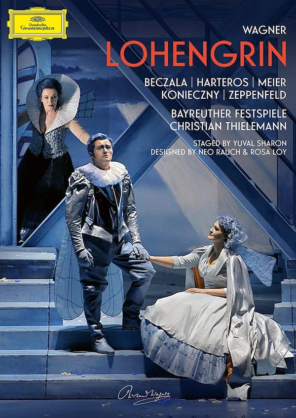 DVD Lohengrin Bayreuth Cover front