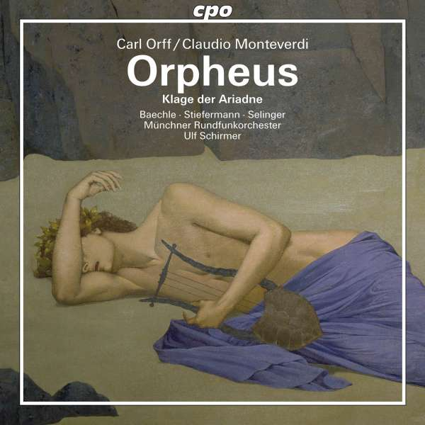 CD Cover Orpheus front