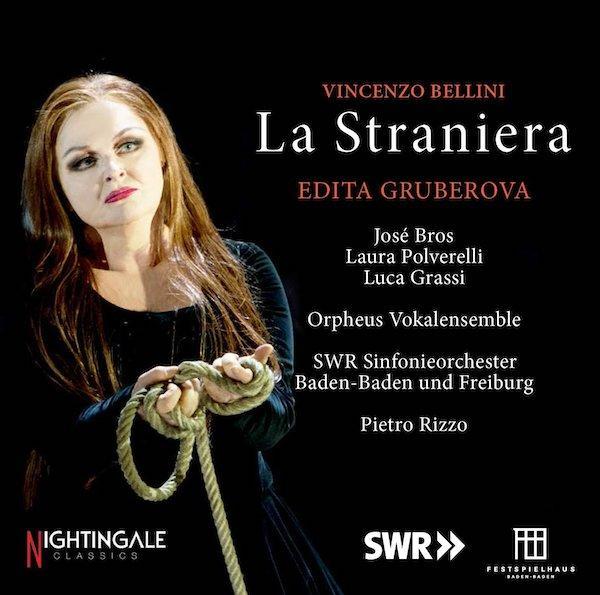 CD Cover Straniera front