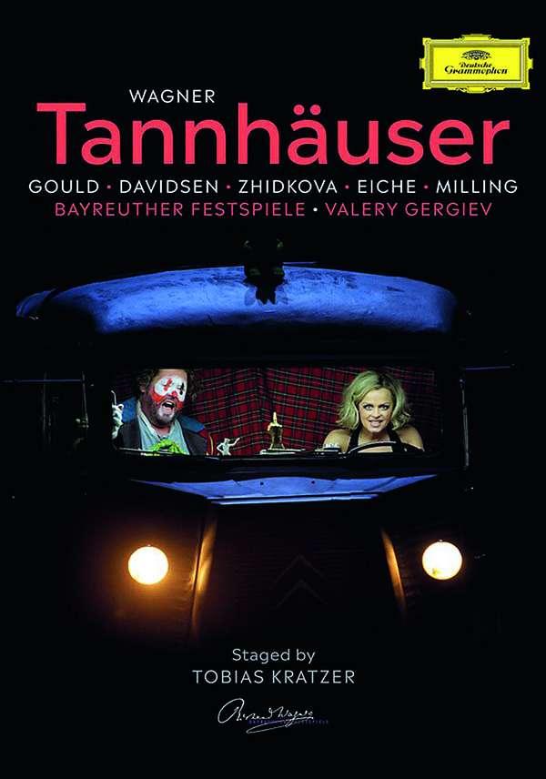 DVD Tannhäuser Bayreuth front