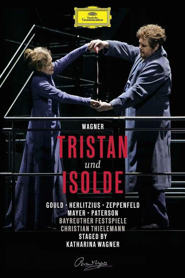 DVD Tristan Bayreuth front