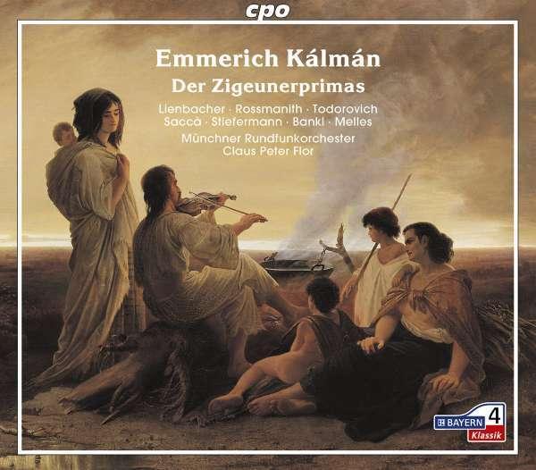 CD Cover Zigeunerprimas front