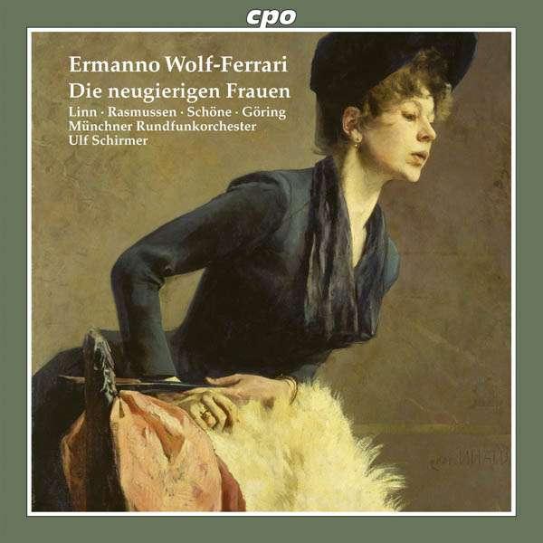 CD Cover Neugierige Frauen front
